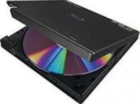 Pioneer External Blu-ray BDR-XD05S Slim Portable USB 3.0 BD/DVD/CD Writer (Supports BDXL)