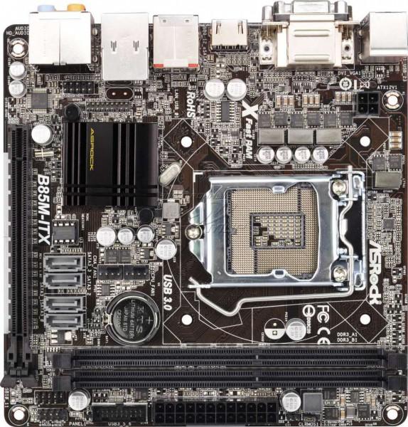 Drivers ASRock B85M-ITX XFast LAN