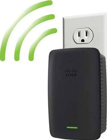 Linksys N300 Selectable Dual-Band Wireless Range Extender | RE2000