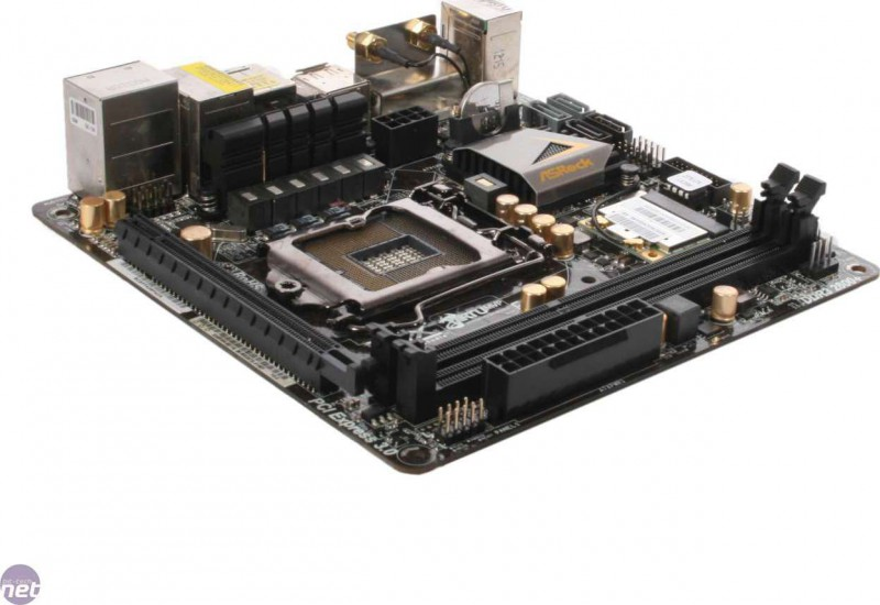 Asrock Z77E-ITX THX TruStudio 64 Bit