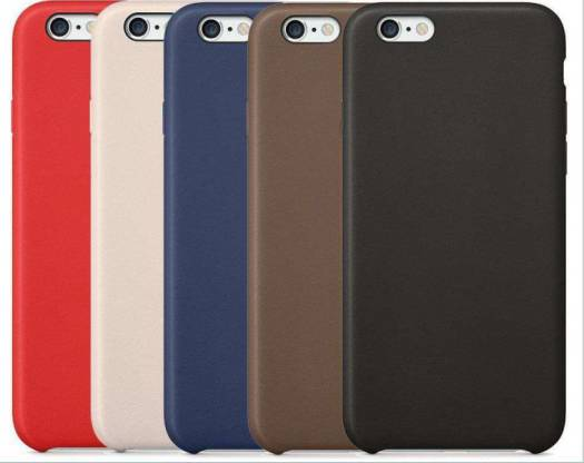 Apple iPhone 6 Leather Case Black