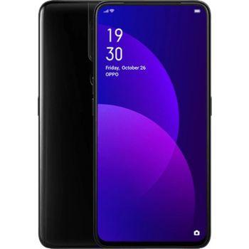 Renewed - Oppo F11 Dual SIM Mobile Phone, 6 GB RAM, 128 GB Storage - Full Black | 19120