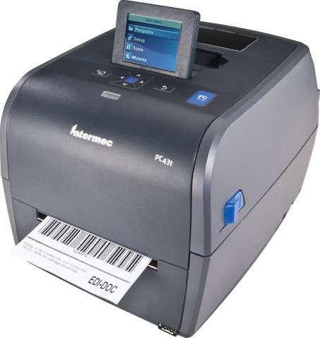 Honeywell Intermec Barcode Printer PC43T
