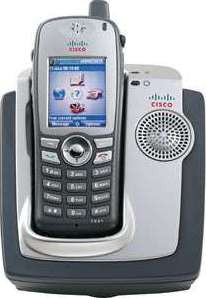Cisco Unified Wireless IP Phone 7921