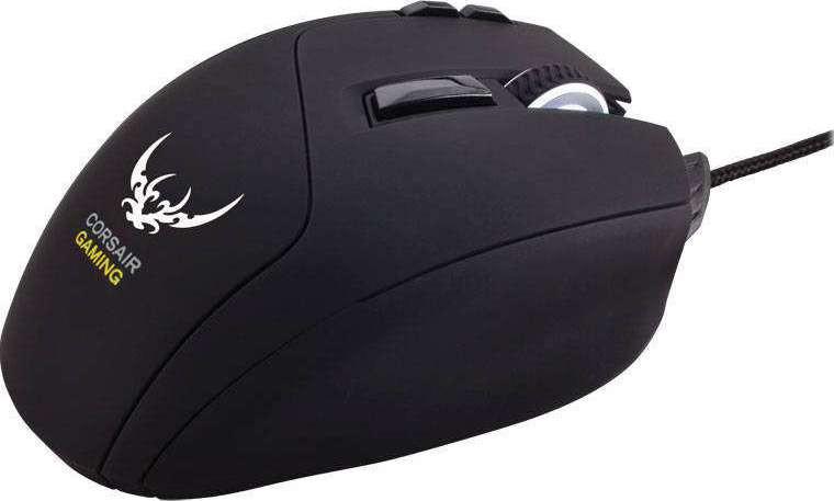 616e42750be Corsair Gaming SABRE RGB Optical Gaming Mouse - Black | CH-9303011 ...