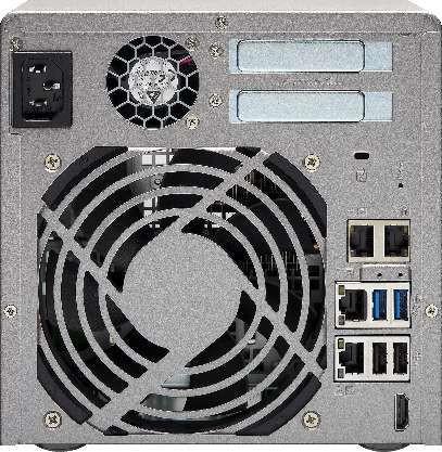 QNAP TVS 471 i3 4G 4 Bay NAS, Intel Core i3 4150 3 5 GHz Dual Core, 4GB TVS  471 i3 4G