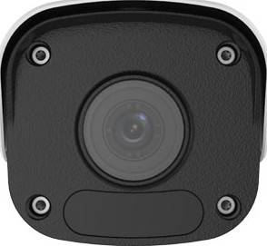 Uniview 2MP Mini Fixed Bullet IP CC Camera, Smart IR, IP67, MJPEG, 2D 3D  DNR IPC2122LR3 PF40 E