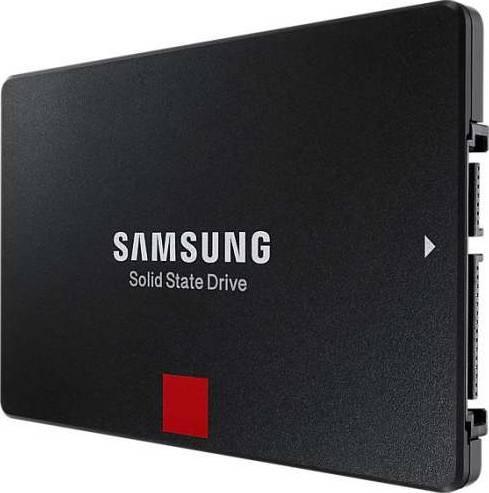 Samsung 512GB 860 PRO SATA III 2.5 inch Solid State Drive SSD | MZ-76P512BW