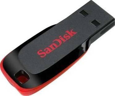 Sandisk Cruzer Blade 32GB USB Flash Drive | SDCZ50-032G-B35