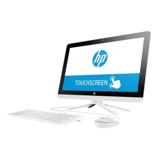 "HP 24-E020NE All-in-One Desktop (i5-7200U 2.5GHz, 8GB DDR4, 1TB HDD, 23.8"" Ful HD - Touch, 2GB NVIDIA Graphics, Windows 10 Home) 