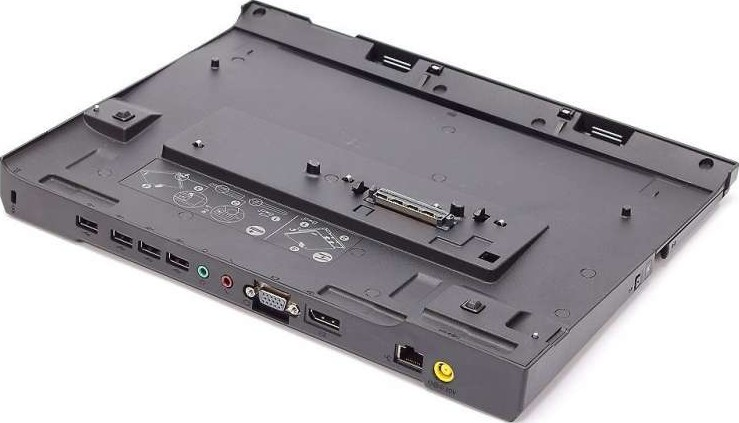 Lenovo ThinkPad X200 UltraBase Docking Station (Network USB Display/Video  VGA Microphone Headphone S