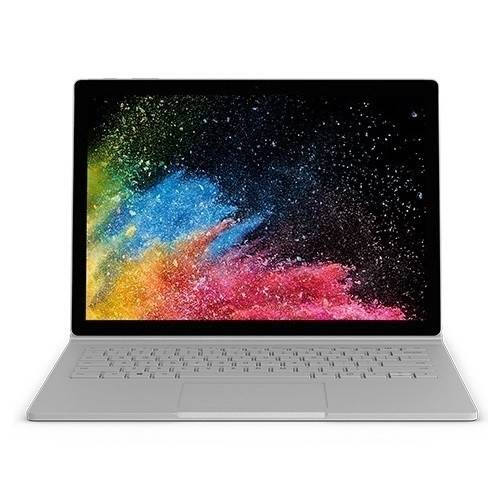 Microsoft Surface Book 2 Detachable keyboard, 15 inch, Intel Quad Core 8th Gen i7-8650u 1.9Ghz, 16GB, 256GB SSD, Nvidia GTX 1060 6Gb | HNS-00014 / HNS-00001