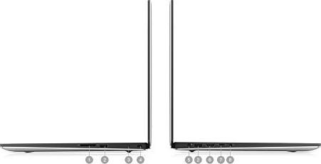 Dell XPS 15 9570 Laptop , 6 Core 8th Gen i7 8750H 2 5Ghz, 15 6 FHD Anti  Glare Display , NVIDIA GTX