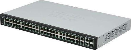 Cisco sg300 52 k9 managed switch