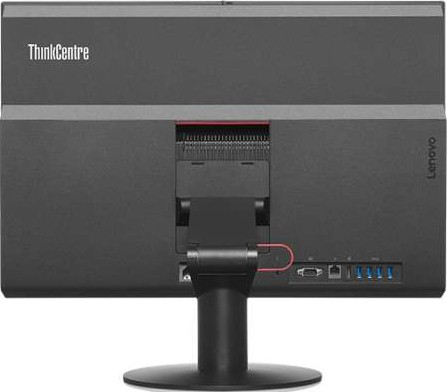 Lenovo ThinkCentre M910z 10NS000RAX All in One Desktop Core i7 7700 3 6GHz,  23 8 Inch FHD, 8GB