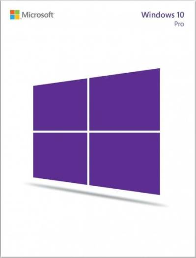 Microsoft Windows 10 Pro - 64 bit Operating System | FQC-08929U3 - FQC-08929U5