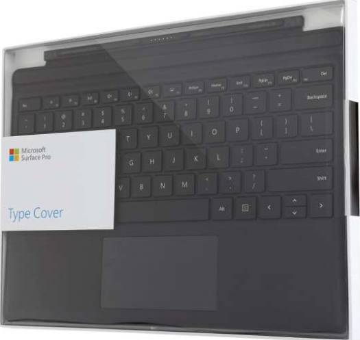 Microsoft Type Cover for Surface Pro - English/Arabic Black | FMM-00014 - FMN-00014