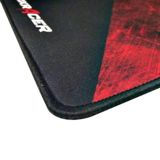 DXRacer MP93/NR Gaming Mouse Pad Large Black and Red   MP93/NR