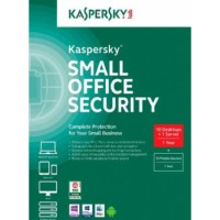Kaspersky Small Office Security 5 Desktop + 1 Server + 5 Mobile devices