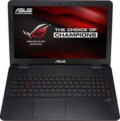 ASUS ROG GAMING LAPTOP (Intel Core i7 6700 HQ 2.6GHz, 16GB, 1TB+8SSD, 15.6 WXGA FHD, 4GB Graphics Display, Windows 10) | G551VW-FY212T