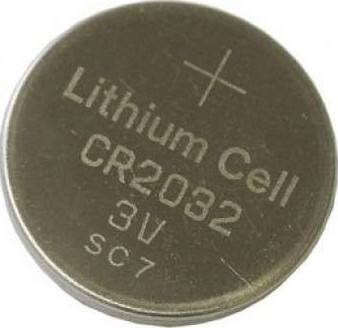 Lithium Battery (1 pc only) - Lithium Coin Cell, 3V For motherboard and laptop Mobo| CR2032