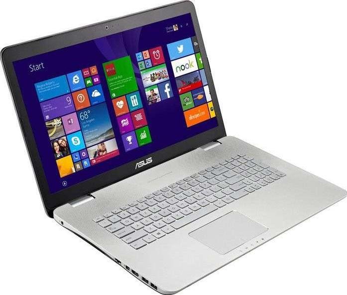 ASUS VivoBook Pro N552VX ATKACPI Drivers Windows XP