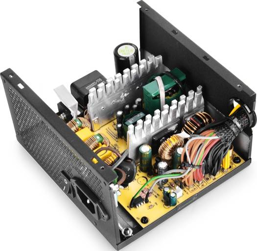 DeepCool DN450 450W 80 PLUS 230V EU Certified ATX Power Supply | DP-230EU-DN450
