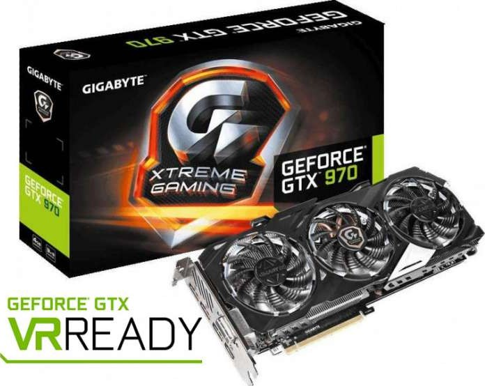 Gigabyte Gtx 970 4gb Xtreme Gaming Gv N970xtreme 4gd اشتر الآن أفضل الأسعار