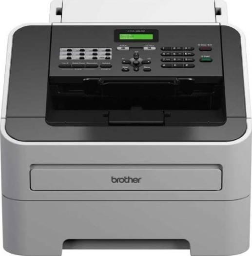 Brother FAX-2840 High Speed Mono Laser Fax Machine   2840
