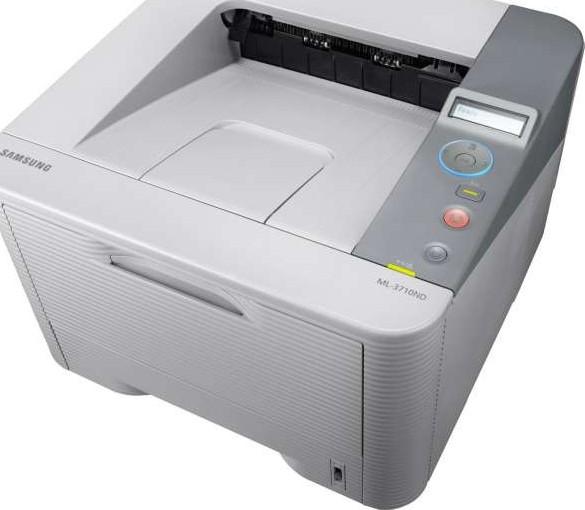 Samsung Mono Laser Printer ML 3710ND