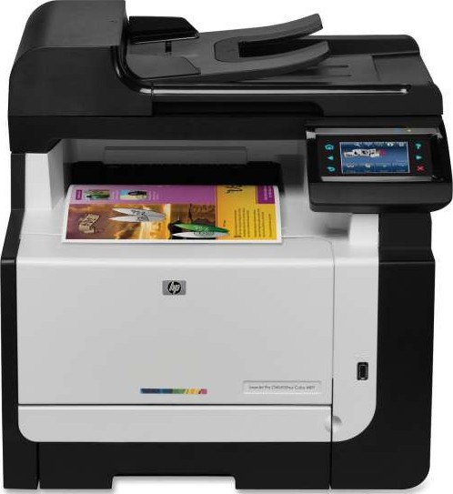 HP LASERJET PRO CM1415FN COLOR WINDOWS DRIVER