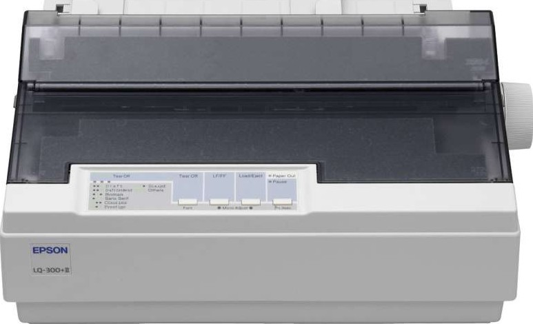 Epson LQ-1070+ Impact Printer Windows 8 Drivers Download (2019)