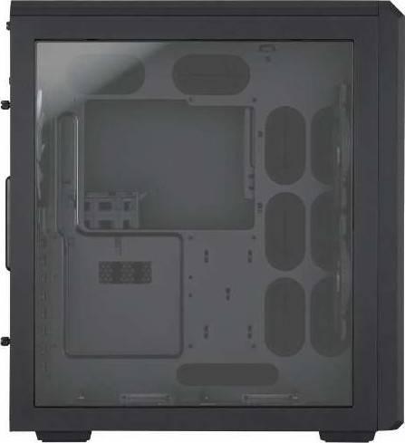 Corsair Carbide Air 540 High Airflow ATX Cube Case Black | CC-9011030-WW