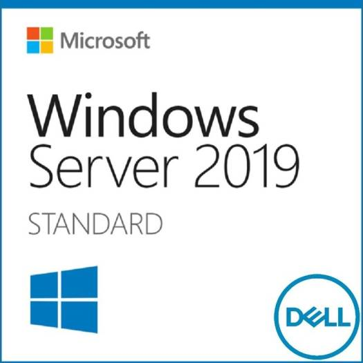 Dell  Windows Server 2019,Standard,ROK,16CORE (634-BSFX)