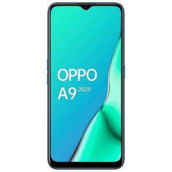 "Renewed - Oppo A9 2020 Smartphone, 128GB Memory, 8GB RAM, 6.5"" Display - Green"