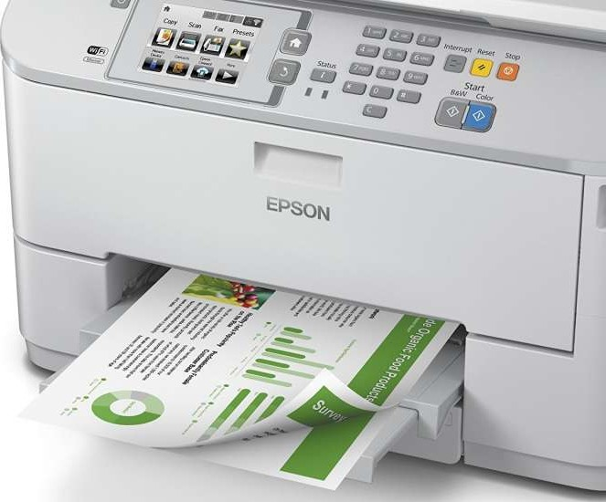 Epson WF 5620DWF WorkForce Pro Multifunction Inkjet Printer WF 5620DWF