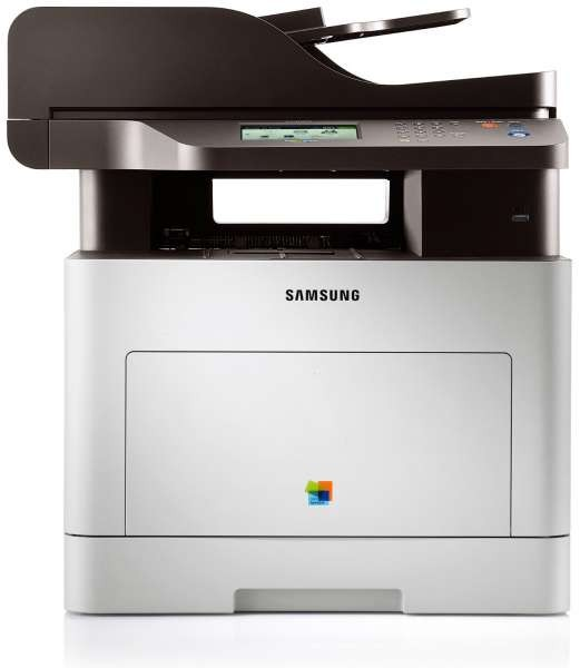 Samsung Electronics CLX-6260FW Wireless Color Printer with ...
