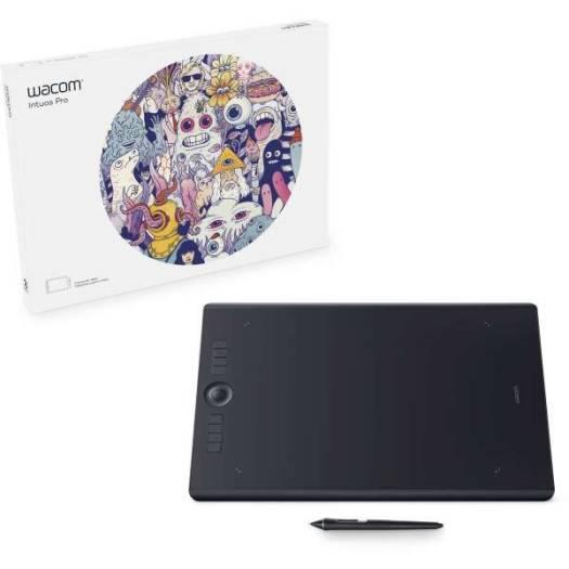 Wacom Intuos Pro Creative Pen Tablet – Medium | PTH-660-N