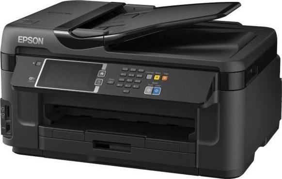 Epson Workforce Wf 7610dwf A3 Duplex Business Printer With