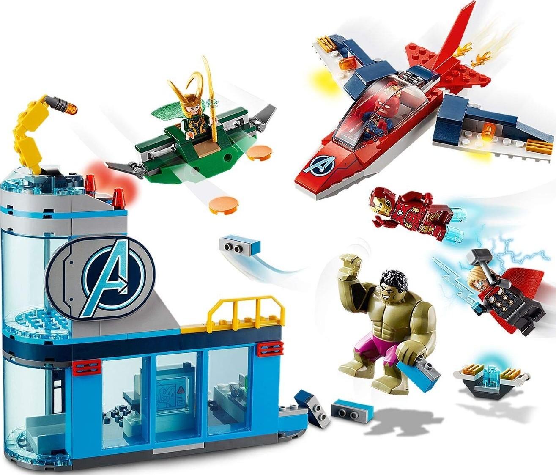 Lego 20 Avengers Wrath of Loki 20