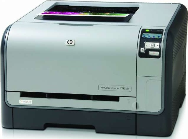 HP LASERJET P1515N DRIVER WINDOWS