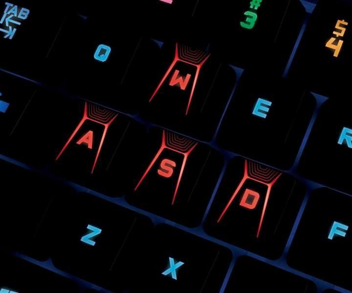 741fcf44151 Logitech G410 Atlas Spectrum Mechanical Gaming Keyboard | 920-007745 /  920-007736