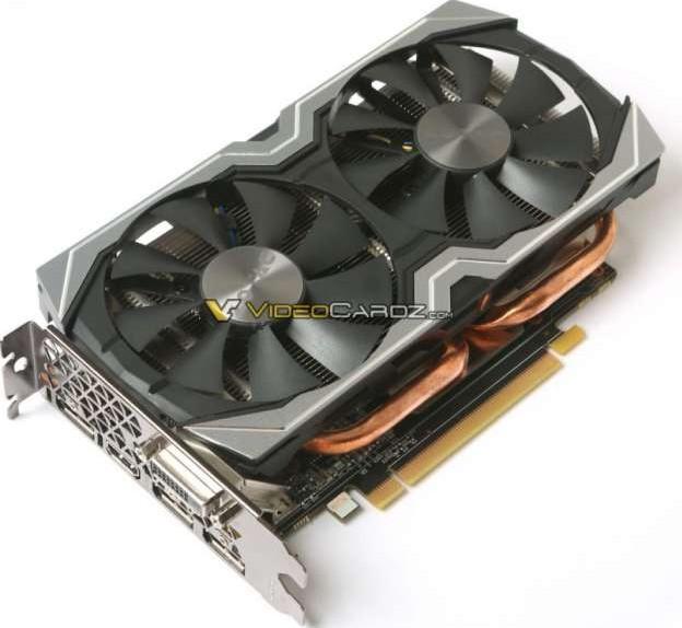 ZOTAC GeForce GTX 1060 AMP Edition, 6GB GDDR5 PCI Express 3 0 Dual link  DVI, Display Port, HDMI IceS