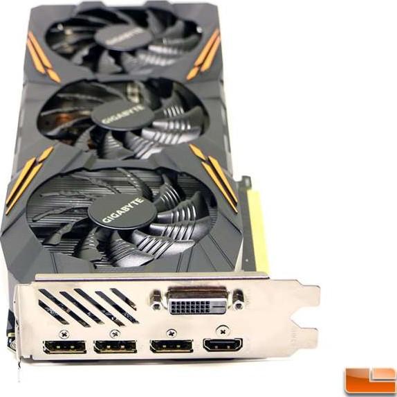 Gigabyte NVIDIA Geforce GTX 1070 G1 Gaming 8 GB GDDR5 Memory Windforce 3  Fan PCI Express 3 Graphics