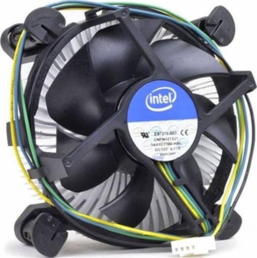 Intel CPU Aluminum Heatsink Fan Stock Cooler LGA 1151