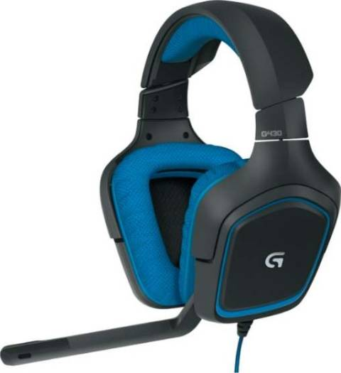 Logitech G430 Surround Sound Gaming Headset | 981-000537