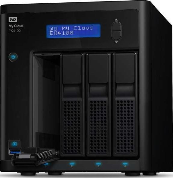 WD My Cloud EX4100 NAS Drivers Windows 7