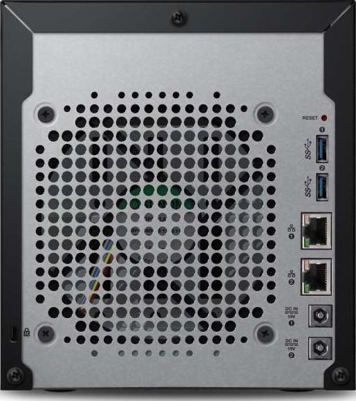 WD 16TB My Cloud EX4100 Expert Series 4 Bay Network Attached Storage NAS  WDBWZE0160KBK EESN