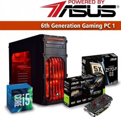 6th Generation Gaming PC 1