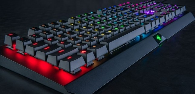 Razer Blackwidow X Chroma Multi Lighting Gaming Keyboard